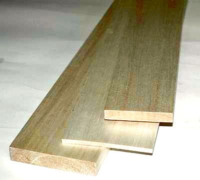 BALSAWOOD 12.5 X 100 X 915