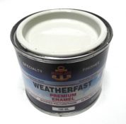 WEATHERFAST PEARL PREMIUM MARINE 100ML ULTRA HIGH GLOSS ENAMEL