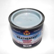 WEATHERFAST SEAMIST PREMIUM MARINE 100ML ULTRA HIGH GLOSS ENAMEL