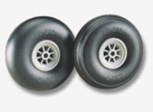 WHEELS 3-1/2' DREAD SURF DUBRO 350T