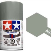 TAMIYA AS11 MEDIUM SEA GREY ACRYLIC SPRAY PAINT 100ml (Aircraft)