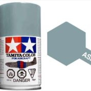 TAMIYA AS26 LIGHT GHOST GREY ACRYLIC SPRAY PAINT 100ml (Aircraft)