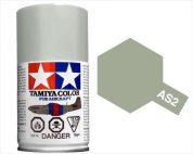 TAMIYA AS2 LIGHT GRAY ACRYLIC SPRAY PAINT 100ml (Aircraft)