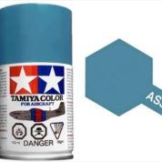 TAMIYA AS31 OCEAN GRAY 2 RAF ACRYLIC SPRAY PAINT 100ml (Aircraft)