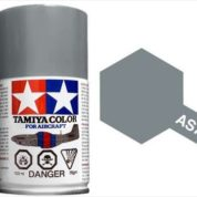 TAMIYA AS7 NEUTRAL GRAY ACRYLIC SPRAY PAINT 100ml (Aircraft)