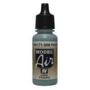 VALLEJO MODEL AIR ACRYLIC PAINT PALE BLUE 71008