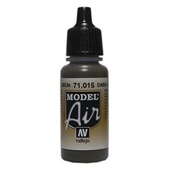 VALLEJO MODEL AIR ACRYLIC PAINT OLIVE GREY 71015