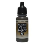 VALLEJO MODEL AIR ACRYLIC PAINT GERMAN GREEN 71020