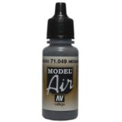 VALLEJO MODEL AIR ACRYLIC PAINT MED SEA GREY 71049