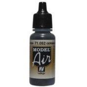 VALLEJO MODEL AIR ACRYLIC PAINT GERMAN GREY 71052