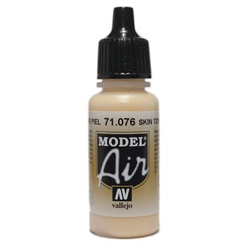 VALLEJO MODEL AIR ACRYLIC PAINT SKIN TONE 71076