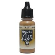 VALLEJO MODEL AIR ACRYLIC PAINT WOOD 71077