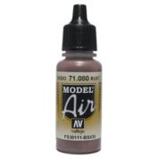 VALLEJO MODEL AIR ACRYLIC PAINT RUST 71080