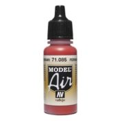 VALLEJO MODEL AIR ACRYLIC PAINT ITALIAN RED 71085