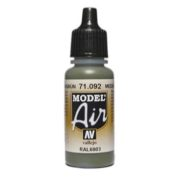 VALLEJO MODEL AIR ACRYLIC PAINT MED GREEN 71092