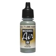 VALLEJO MODEL AIR ACRYLIC PAINT PANZER OLIVEGR 71096