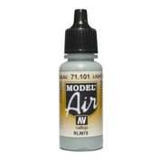 VALLEJO MODEL AIR ACRYLIC PAINT BLUE PRIMER 71101