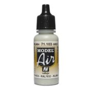 VALLEJO MODEL AIR ACRYLIC PAINT GREY RLM 84 71103