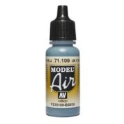 VALLEJO MODEL AIR ACRYLIC PAINT UK P.R.U BLUE 71109
