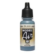 VALLEJO MODEL AIR ACRYLIC PAINT UK MEDIT BLUE 71111