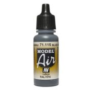 VALLEJO MODEL AIR ACRYLIC PAINT BLUE GREY WWII 71115