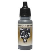 VALLEJO MODEL AIR ACRYLIC PAINT USAF DARK GREY 71123