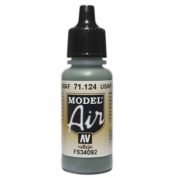 VALLEJO MODEL AIR ACRYLIC PAINT USAF GREEN 71124