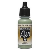 VALLEJO MODEL AIR ACRYLIC PAINT IDF GREEN 71126