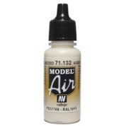 VALLEJO MODEL AIR ACRYLIC PAINT AGED WHITE 71132