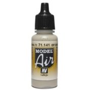 VALLEJO MODEL AIR ACRYLIC PAINT IDF SAND GREY 71141
