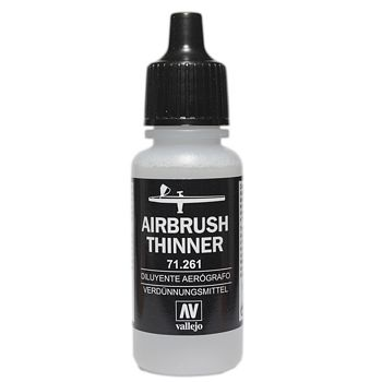 VALLEJO MODEL AIR ACRYLIC PAINT THINNERS 71261