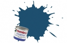 104   HUMBROL ENAMEL PAINT OXFORD BLUE MATT