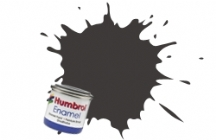 10   HUMBROL ENAMEL PAINT SERVICE BROWN GLOSS