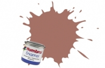 113   HUMBROL ENAMEL PAINT RUST MATT