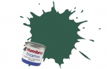 116   HUMBROL ENAMEL PAINT US DARK GREEN MATT