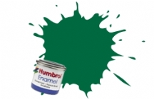 120   HUMBROL ENAMEL PAINT LIGHT GREEN MATT