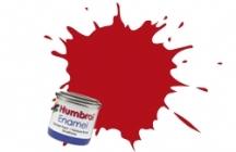 153   HUMBROL ENAMEL PAINT INSIGNIA RED MATT