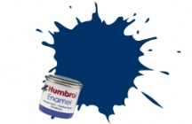 15   HUMBROL ENAMEL PAINT MIDNIGHT BLUE GLOSS