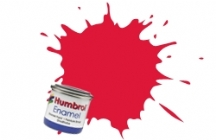 19   HUMBROL ENAMEL PAINT BRIGHT RED GLOSS