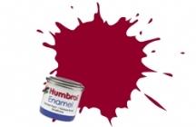 20   HUMBROL ENAMEL PAINT CRIMSON GLOSS