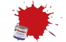 220   HUMBROL ENAMEL PAINT FERRARI RED GLOSS