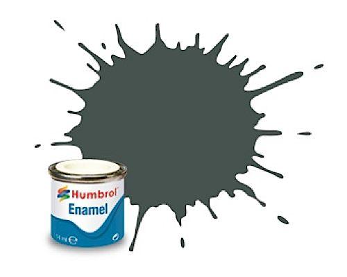 244   HUMBROL ENAMEL PAINT GRUN MATT