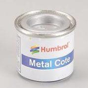 27001   HUMBROL ENAMEL PAINT METAL COTE ALUMINIUM