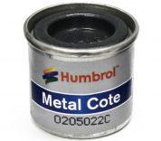 27003   HUMBROL ENAMEL PAINT METAL COTE POLISHED STEEL