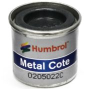 27003   HUMBROL ENAMEL PAINT METAL COTE POLISHED STEEL