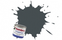 32   HUMBROL ENAMEL PAINT DARK GREY MATT