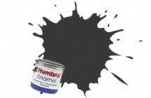 33   HUMBROL ENAMEL PAINT BLACK MATT