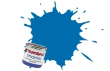 52   HUMBROL ENAMEL PAINT BALTIC BLUE METAL