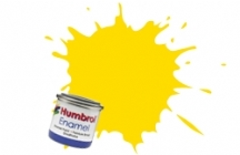 69   HUMBROL ENAMEL PAINT YELLOW GLOSS