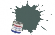 75   HUMBROL ENAMEL PAINT BRONZE GREEN MATT